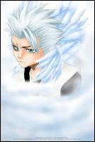 toshiro collab by breisa