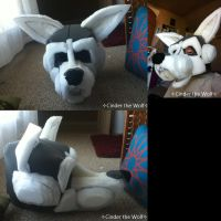 Fursuit WIP by Cinders-and-Ashes