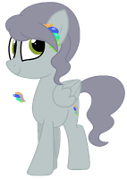 .::Redone Ponification::. Silverwing by FrozenStar37615