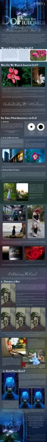 Depth of Field Photomanipulation Tutorial Part 1 by kuschelirmel-stock