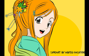 Orihime Festival colored by adrian-tm