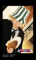 Bleach ... Urahara Kisuke by moonlightflight