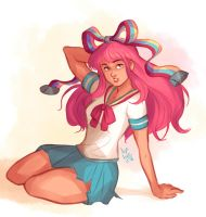 Giffany by Azeher