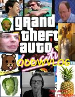 Grand Theft Auto Oddwvlog by HuhhuhReadABook