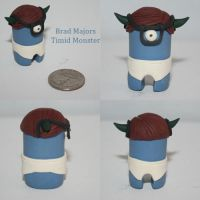 Brad Majors Timid Monster by TimidMonsters