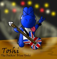 Birthday pic for Toshi by RedY0shi