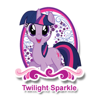 Twilight Sparkle by Airanwolf