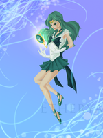 Sailor Neptune by Aetherya