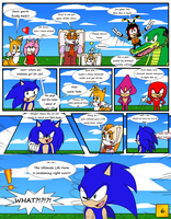 Sonic the Hedgehog Z #3 Pg. 6 July 2013 by CCI545