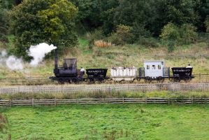 Beamish steam stock 22 by Random-Acts-Stock