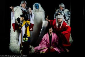 Montreal Comic Con 2013 Masquerade - Inuyasha by Midnight-Dance-Angel
