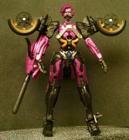 Arcee--movie version by Roguewing