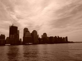 Along The Hudson by sympatheic-darkness