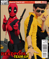 Deadpool Team-Up by Panda-In-A-Box