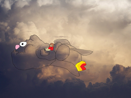 Clouds' Shapes - Contest Entry by Minakie