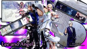 Angel and Lee by ScionChibi