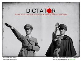 Dictator by imanwow