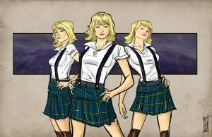 Stepford Cuckoos by Supajoe