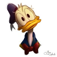 Donald by MarioOscarGabriele