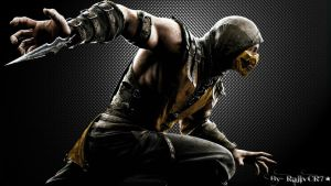 Mortal Kombat X HD Wallpaper-2 by RajivCR7