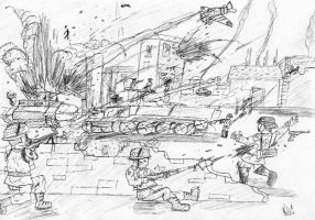 Call of Duty art 2 by nick-metroid