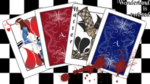 American McGee's Alice Wall by ABC-123-DEF-456