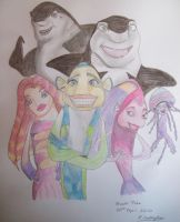 Shark Tale by Gallagher92