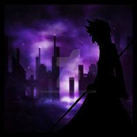 W.E.A - Darkened Soul by Nawamane