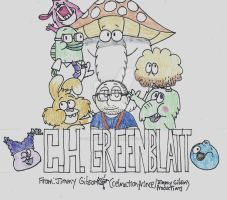 C.H. Greenblatt Tribute by CelmationPrince