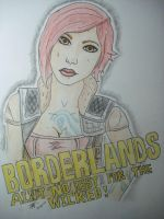 Borderlands - Lilith by twinkelsparky1