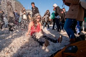 Berlin pillow fight 2011 - 40 by Egg-Salad