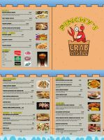 Menu Layout by jrwcole