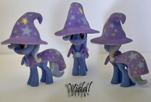 My Little Pony - Trixie ! by Vidal-Design