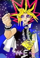 Yami yugi thumbs up II by ninja-starz2