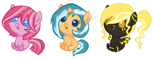 MLP - Adopt Foals [CLOSED] by CindryTuna