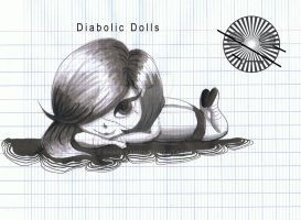 Diabolic Dolls by SharkVamps