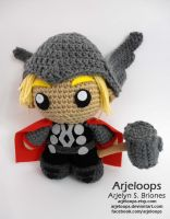 Another Thor Doll! by Arjeloops