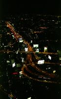 Bangkok night lights by elhoff