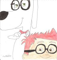 Mr Peabody and Sherman by NattyMc123