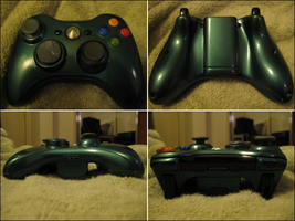 Controller Nine Project Done by PvtWaffles