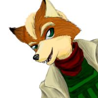Fox McCloud by BBVixen