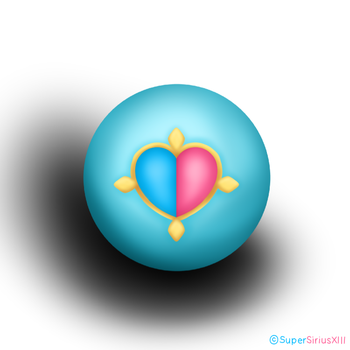Daily Art - 352 - Soul Heart by SuperSiriusXIII