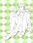 221B Family :D (3) by RedCAT18