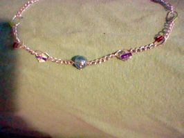 necklace - simple by Galasdian