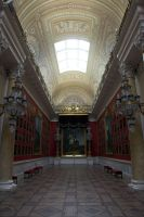 Hermitage Interior I by syrus