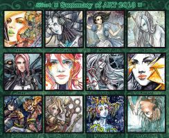 Summary of ART 2013 by Si3art
