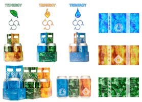 Trinergy branding concept by eternalydreaming