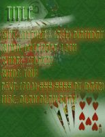 Casino invitation template by t0m0y04evr