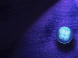 Windows orb Ball by AbhishekGhosh