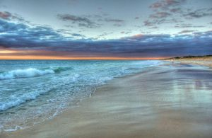 Looking north by the Indian Ocean by westaussie